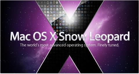 Snow Leopard WWDC 2009