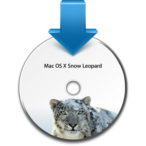 Snow Leopard 10A432 Installer Icon