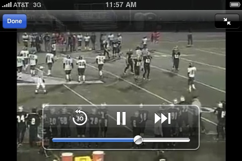 EyeTV for iPhone Streaming over 3G