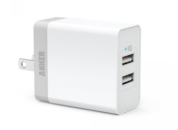Anker 20W Dual-Port Charger