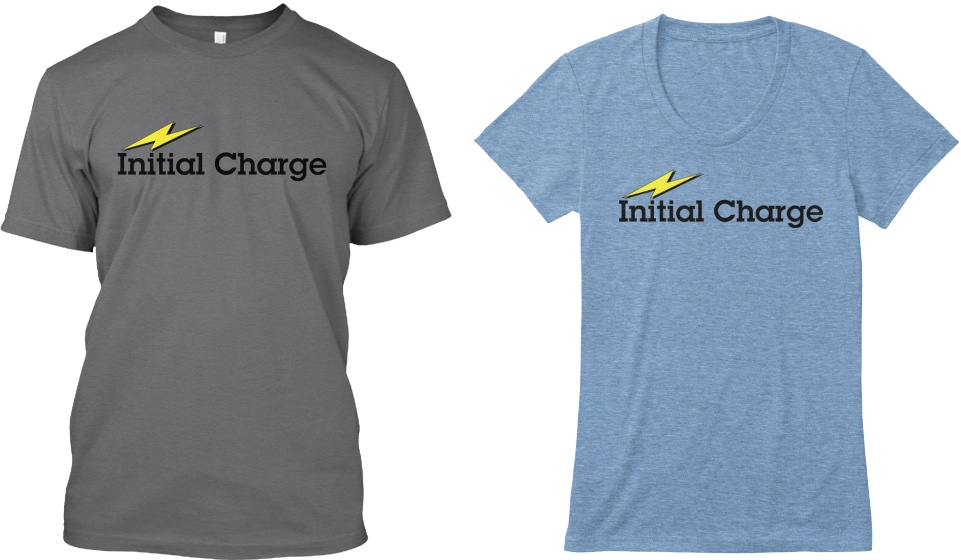 Initial Charge Shirts