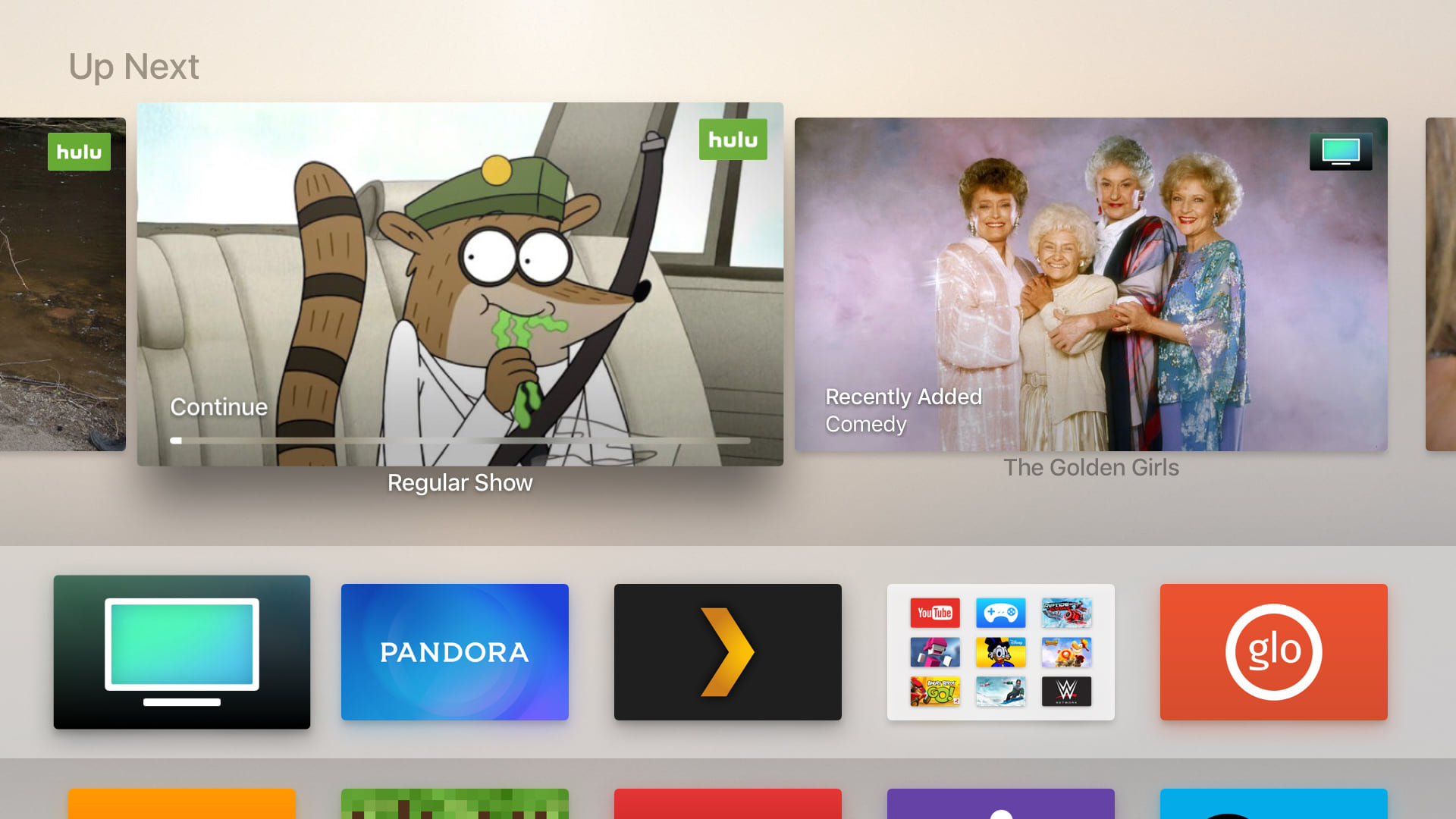 tvOS Top Shelf View
