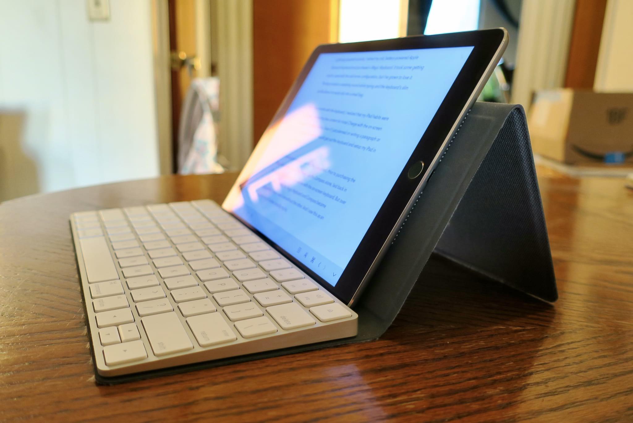 iPad in Canopy