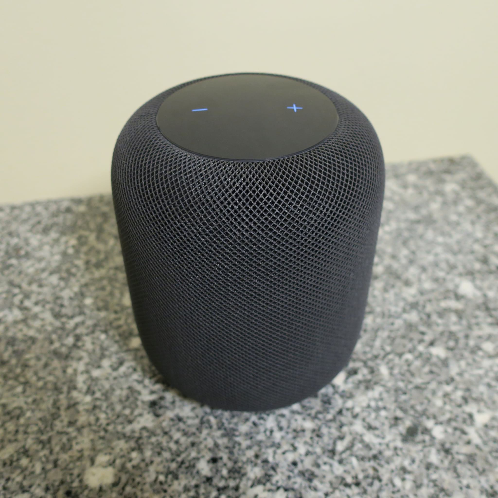 HomePod During Playback